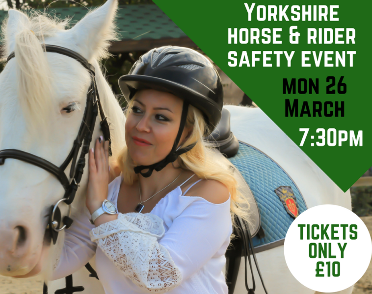 Yorkshire Horse and Rider Safety Event