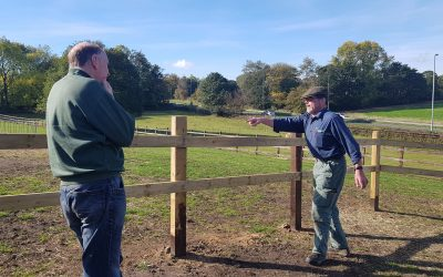 Hope Pastures is our charity of the year