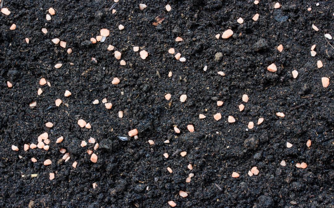 Is Nitrogen needed for soil health?