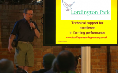 Groundswell 2019 talk for Jonathan Holmes